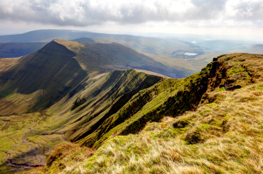 The Brecon Beacons National Park